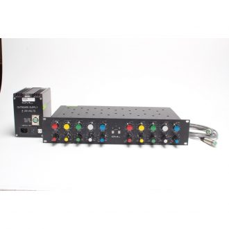 GML 8200 Dual Channel 5-Band Parametric Equalizer (Used)