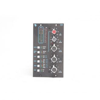 API 529 Stereo Compressor (Demo)