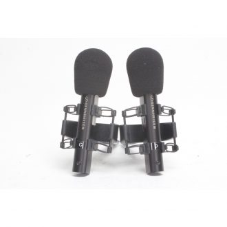 Sennheiser MKH 20-P48 RF Condenser Microphone Pair (Used)