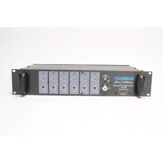 Furman ASD-120 6 Circuit Sequencing Power Distribution