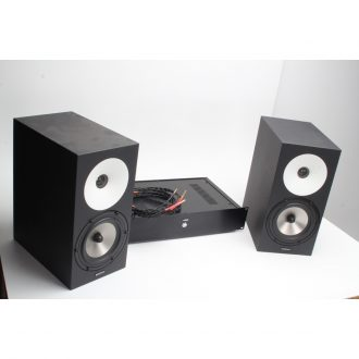 Amphion One18 Pair Studio Monitor with Amp 100 (Demo)