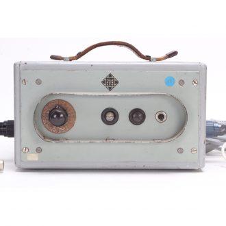 Telefunken Ela V1140 (Vintage) Tube Mic Amplifier