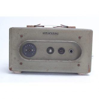 Telefunken Ela Gs1.900 (Vintage) Historic Tube Mic Amplifier