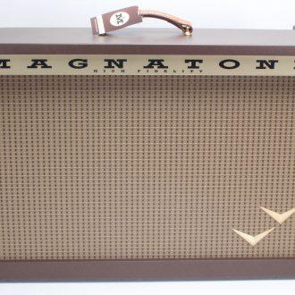 Magnatone Twilighter Stereo 2 x 12″ 22-Watt Tube Combo