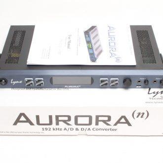 Lynx Aurora(n) PRE-1608 TB3 AD/DA Converter 8 I/O with 8 Mic/Line Pres