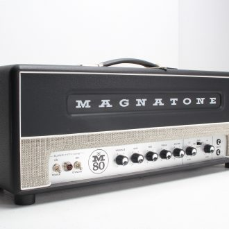 Magnatone Super Fifty-Nine M-80 45-Watt Tube Head