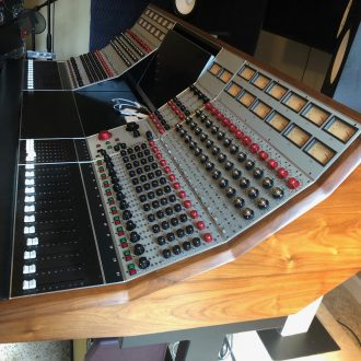 Wunder Audio Wunderbar 24 Channel Console (Used)