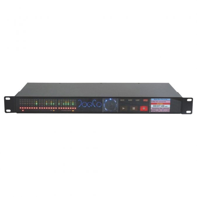 JoeCo BBR1D Blackbox Recorder (AES/EBU Digital I/O)