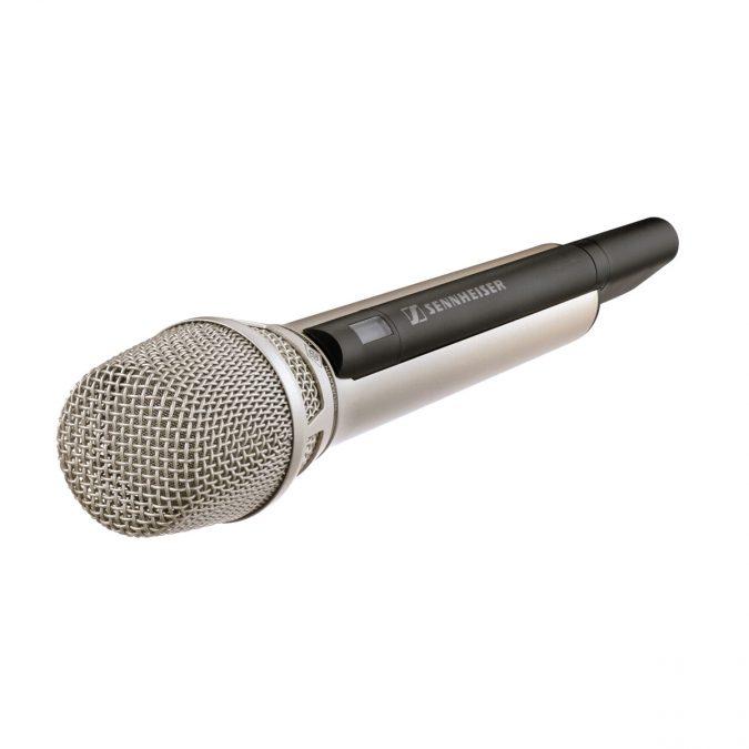 Neumann KK 105 S Microphone Head-Nickel
