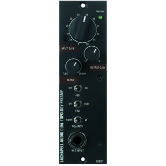 Lachapell 500DT 500 Series Dual Topology Preamp