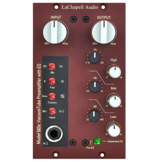 LaChapell 583E Tube EQ Mic Preamp