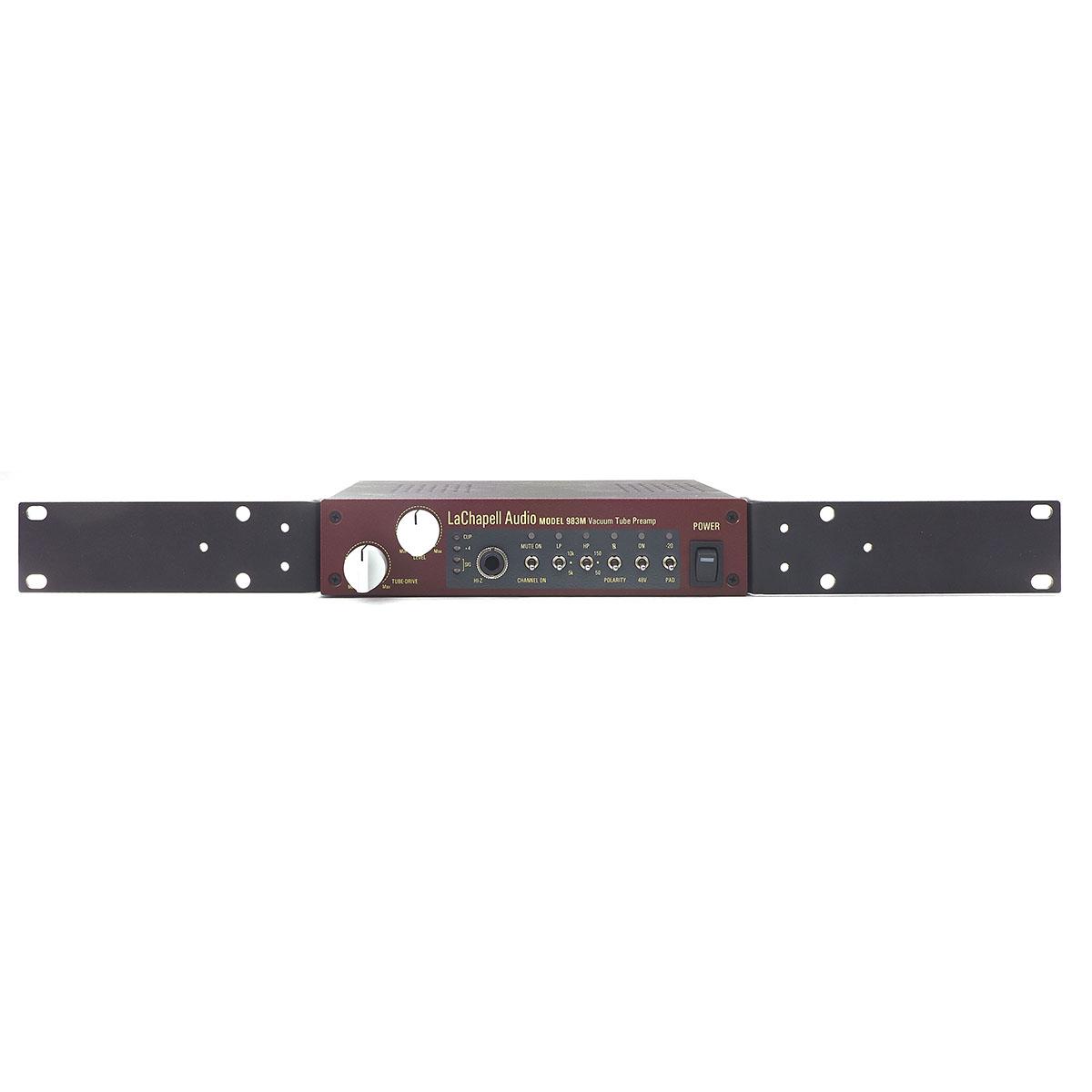 Lachapell Rack Mount Kit For Tube Mic Preamp 983M