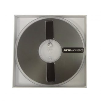 ATR Master Tape 1/4″ x 1,250′ 7″ Plastic Reel Set Up Box