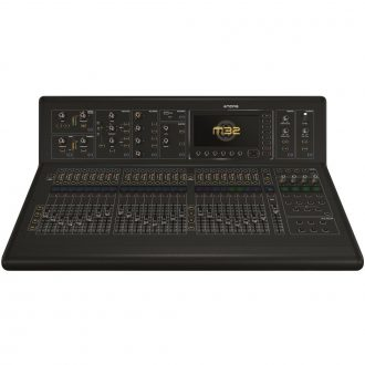 Midas M32-IP Digital Console for Live & Studio