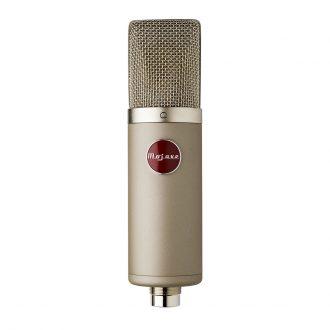 Mojave Audio MA-200SN Large Diaphragm Tube Condenser Microphone – Satin Nickel