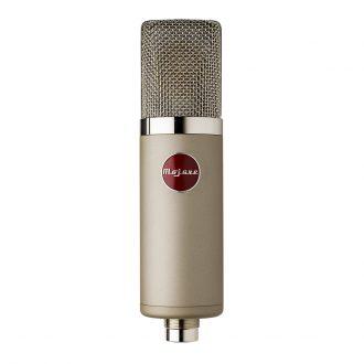 Mojave Audio MA-300SN Large-diaphragm Tube Condenser Microphone – Satin Nickel