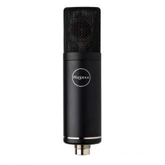 Mojave Audio MA-50BK Large Diaphragm Condenser Microphone – Black