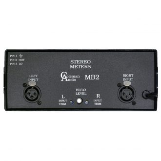 Coleman Audio MBP2 Stereo Meter