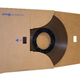 ATR MDS-36 1/4″ x 3,600′ 10.5″ NAB Pancake Cardboard Box