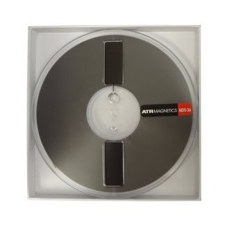 ATR MDS-36 1/4″ x 1,800′ 7″ Slotted Plastic Reel Set Up Box