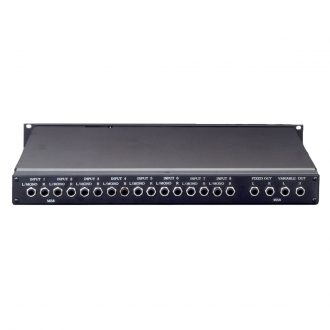 Coleman Audio MS8A Monitor Switcher