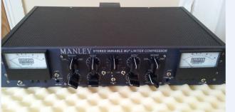 Manley Vari MU Limiter/Compressor (New)
