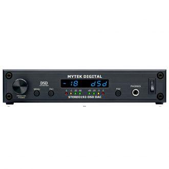 Mytek Stereo 192-DSD DAC – Mastering – Black