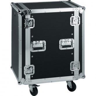 Midas PAC23-16U Flight Case for DL371 & DL351