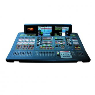 Midas PRO3-CC-IP Digital Audio Mixing System