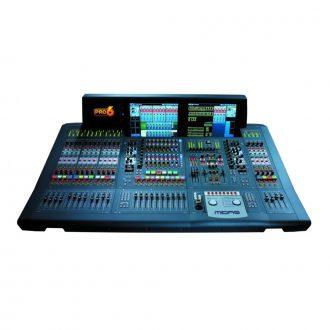 Midas PRO6-CC-IP Control Centre Mixing System