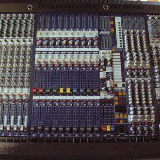Midas Heritage H1000 Analog Live Mixer (Used)