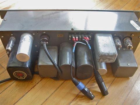 Pultec EQP 1R (Vintage) Tube Program EQ