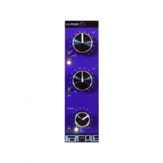 Purple Audio Lilpeqr Program EQ