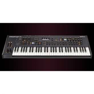Sequential Prophet X + Synthesis Hybrid Synthesizer