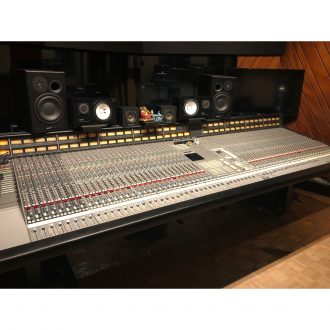 SSL 4064 G+ Ultimation analog console Total Recall