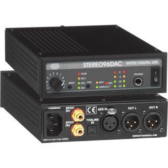 Mytek Digital Stereo96 DAC 2-Channel D/A Converter