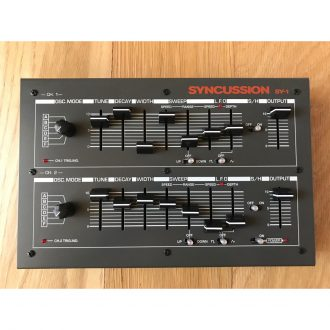 Syncussion SY-1 Drum/Percussion Synthesizer