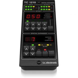 TC Electronic TC1210-DT Hardware Controller Plugin