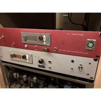 Telefunken/Siemens V72 Tube Mic Pre (Vintage)
