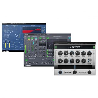 Eventide Ultra Essentials Bundle Audio Tracking-Mixing Plugins