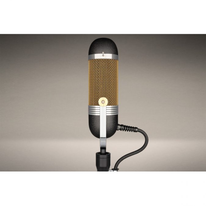 AEA R84A Phantom Powered Ribbon Mic