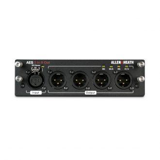 Allen & Heath dLive AES Audio Interface Cards
