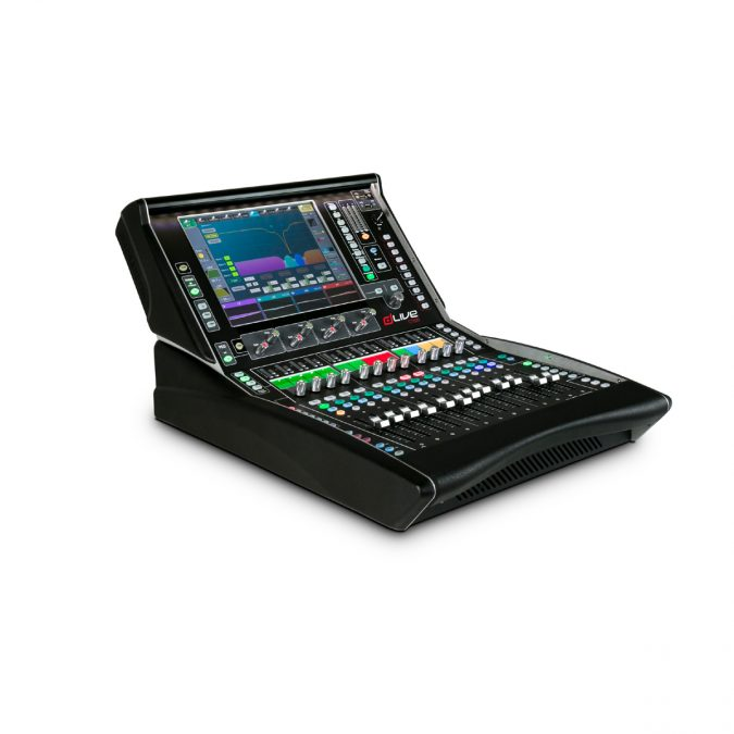 Allen & Heath dLive C1500 Control Surface