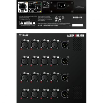 Allen & Heath DX164-W Wall Mountable Expander
