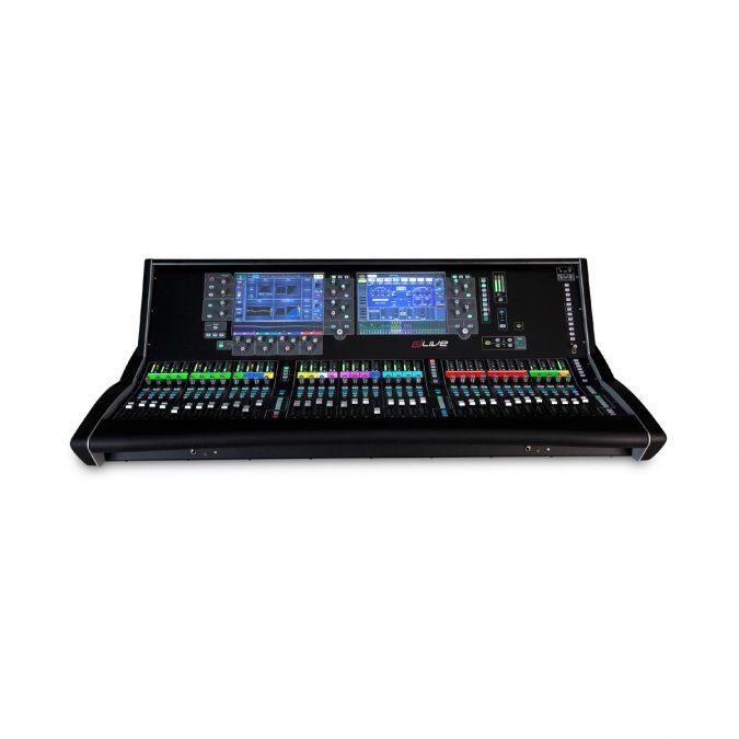 Allen & Heath S7000 dLive Control Surface