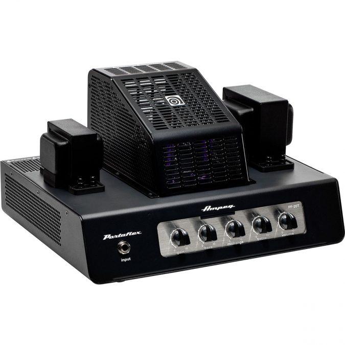Ampeg PF-20T Portaflex – 20W Tube Bass Head