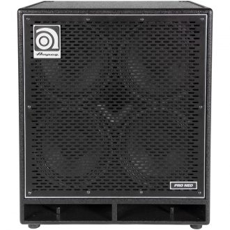 Ampeg PN-410HLF 4×10 Bass Cabinet with Horn