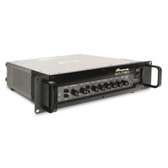 Ampeg SVT-7PRO 1000-Watt Tube Preamp Bass Head