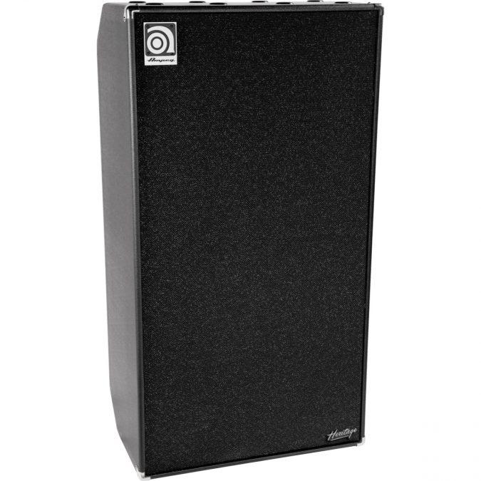 Ampeg Heritage SVT-810E Bass Cabinet