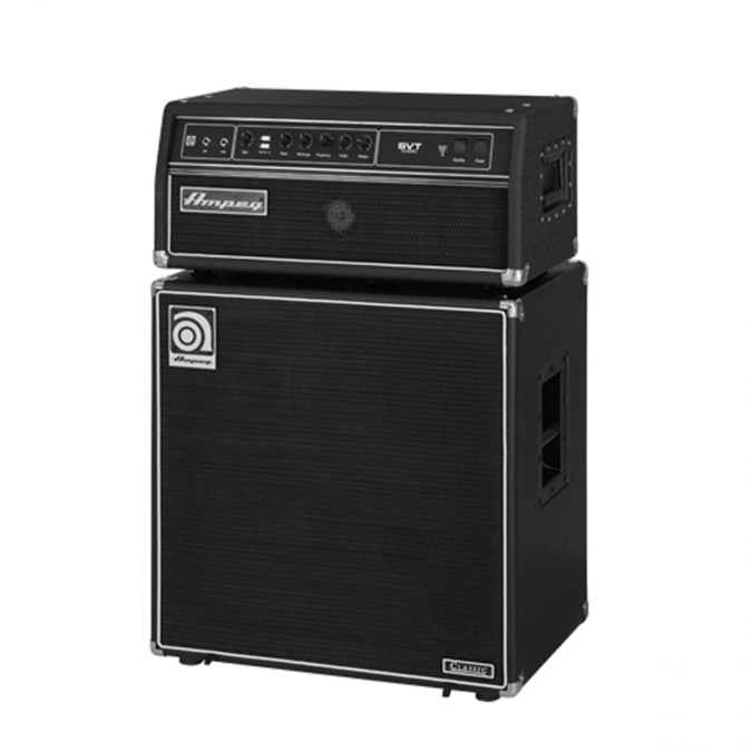 Ampeg SVT-CL 300-Watt Tube Bass Head
